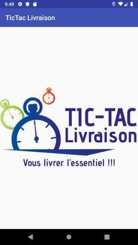 Tic Tac Livraison poster
