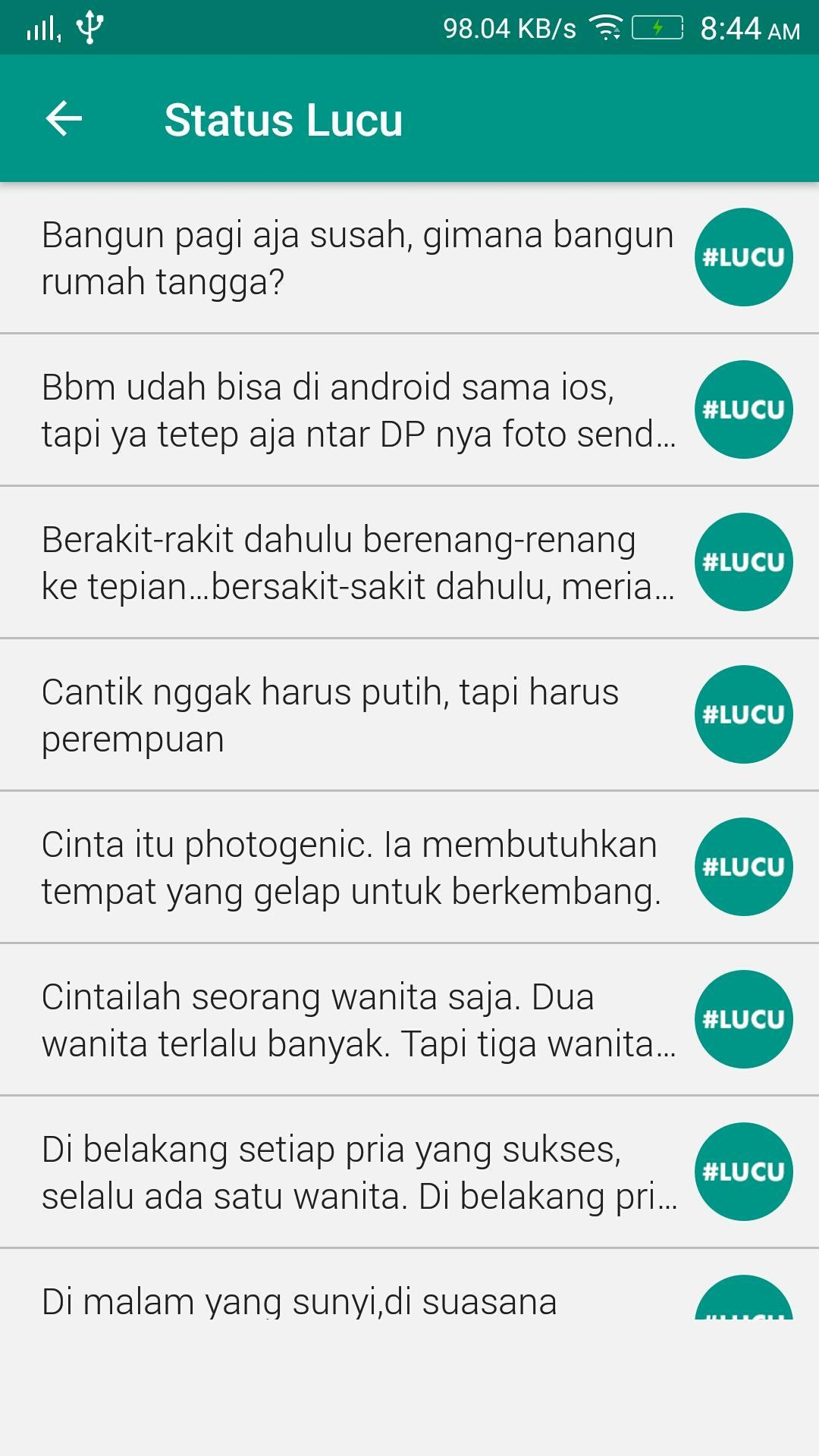 Status Wa Terbaru 2019 Dan Lucu For Android Apk Download