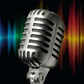 Microphone Tap Sounds icon