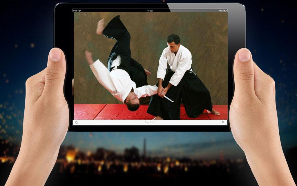 Learn Basic Aikido Techniques For Android Apk Download