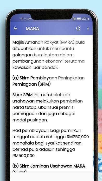 Geran Usahawan Malaysia For Android Apk Download