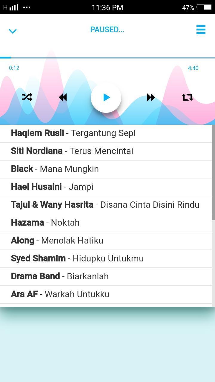 Lagu Melayu Terkini For Android Apk Download