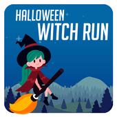 Halloween Witch Run icon