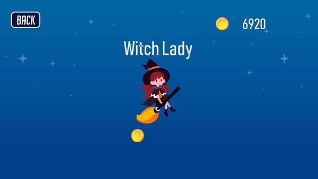 Halloween Witch Run screenshot 2