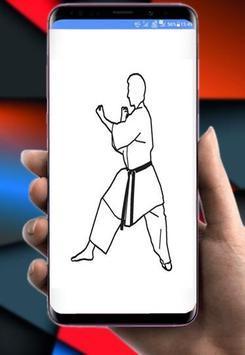 martial arts learning screenshot 4