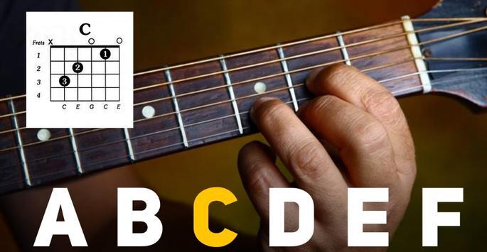 Belajar Kunci Gitar Dasar screenshot 2