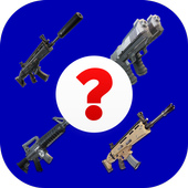 Guess Battle Royale Weapons icon