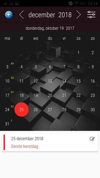 België Kalender screenshot 4