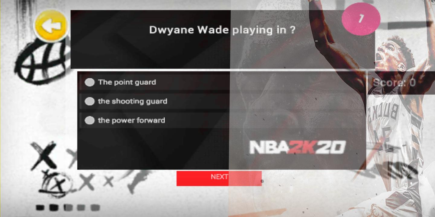 Quiz & Guide for NBA 2k20 for Android ...