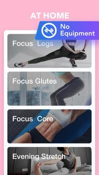 30 Day Workout: Fast Home Weight Loss & Diet Plans Plakat