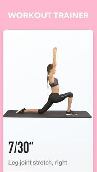 30 Day Workout: Fast Home Weight Loss & Diet Plans screenshot 1