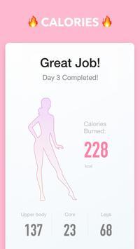 30 Day Workout: Fast Home Weight Loss & Diet Plans Screenshot 2