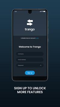 Trango screenshot 2