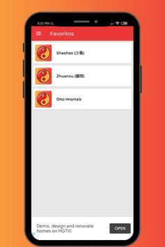 Mitologia Chinesa screenshot 3