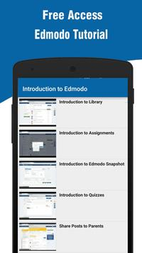 Edmodo Tutorial screenshot 2