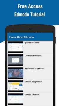Edmodo Tutorial screenshot 3