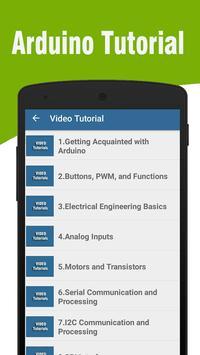 Learn Arduino screenshot 10
