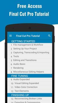 Final Cut Pro Tutorial screenshot 5