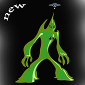 ben alien adventure icon