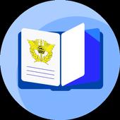 Buku Saku Pegawai BC Probolinggo icon