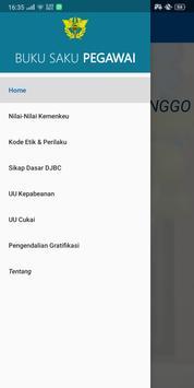 Buku Saku Pegawai BC Probolinggo screenshot 3