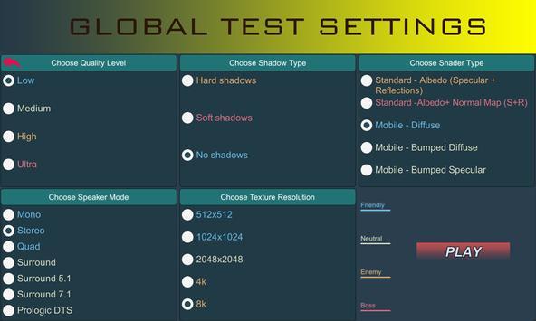 FPS Test 3D Benchmark - Booster bài đăng