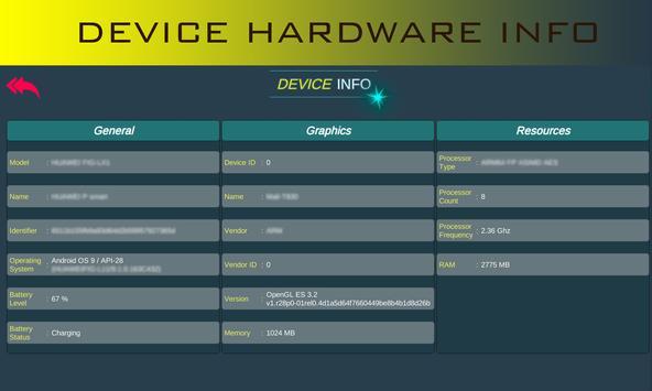 FPS Test 3D Benchmark - Booster ảnh chụp màn hình 22