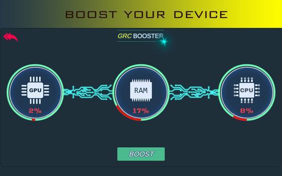 FPS Test 3D Benchmark - Booster ảnh chụp màn hình 4