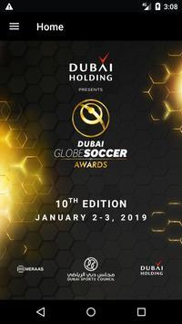Globe Soccer poster