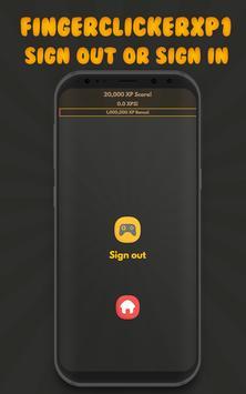 FingerClickerXP1 screenshot 4
