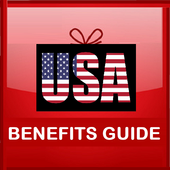 USA Benefits Guide- Federal & State Benefits Guide icon