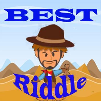 Best Riddle Hangman poster