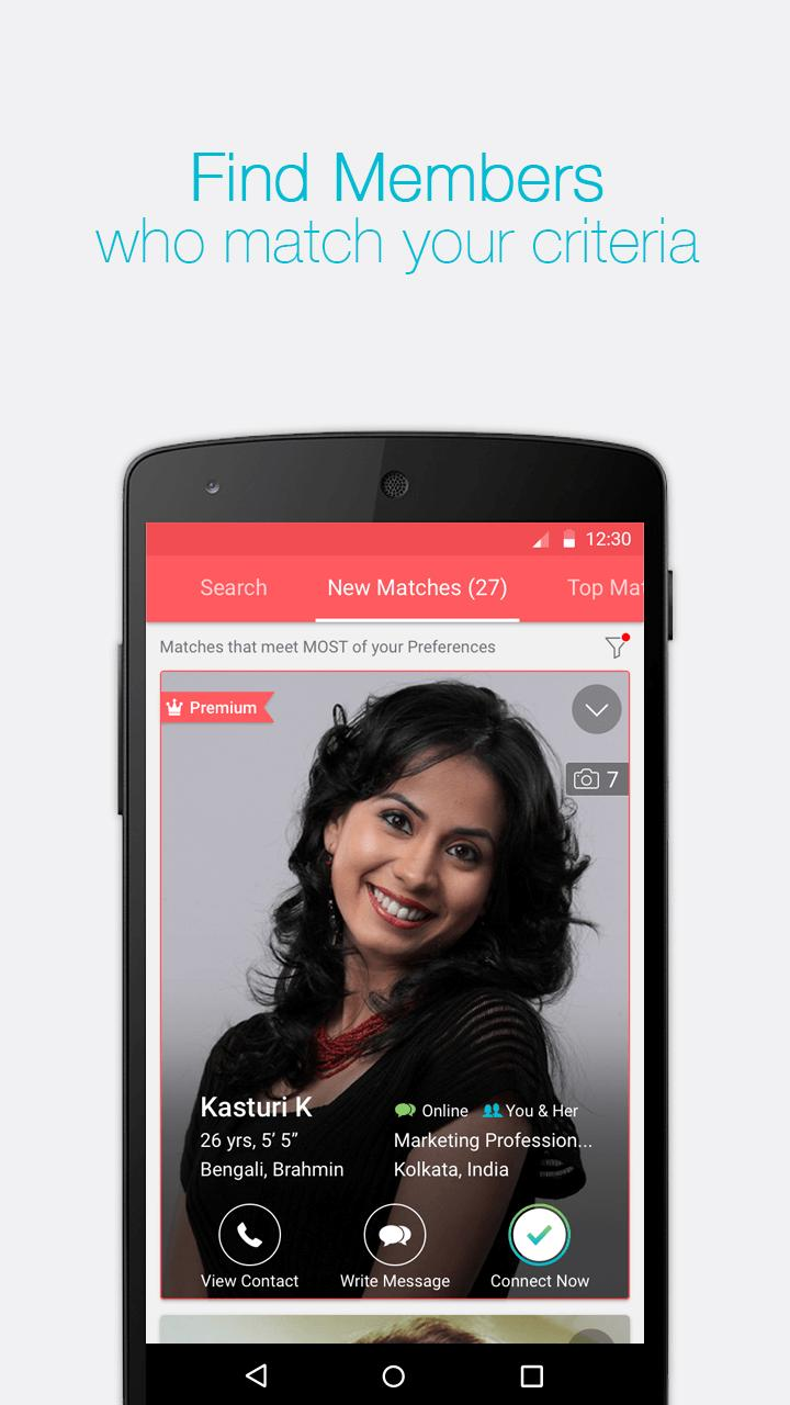 The No 1 Bengali Matrimony App for Android - APK Download