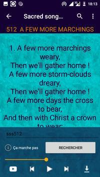 Cantiques screenshot 3