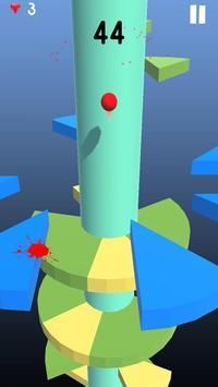 Telstar Jumping Ball : On Helix Spiral screenshot 2