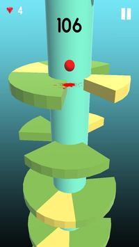 Telstar Jumping Ball : On Helix Spiral screenshot 3