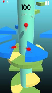 Telstar Jumping Ball : On Helix Spiral screenshot 4