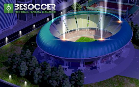 BeSoccer Football Manager imagem de tela 10