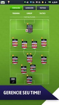 BeSoccer Football Manager imagem de tela 2