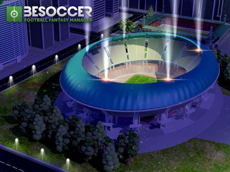 BeSoccer Football Manager imagem de tela 5