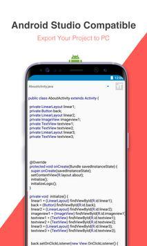 스케치웨어 - 앱제작, 앱만들기, 코딩 앱 스크린샷 3