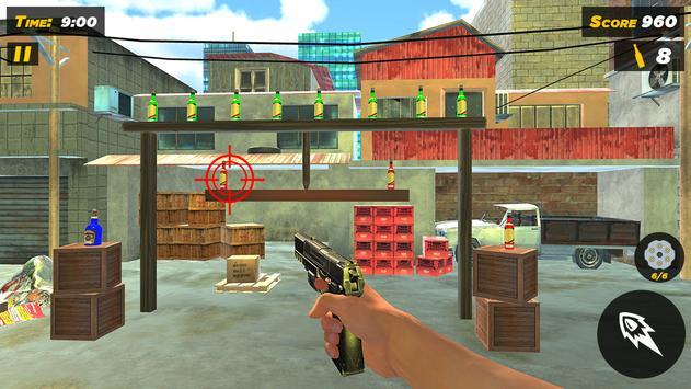 Best Bottle Shooter unlimited bottle shooting game screenshot 3