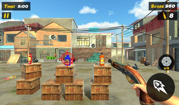 Best Bottle Shooter unlimited bottle shooting game screenshot 8