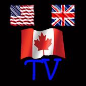 English IPTV USA TV Live icon