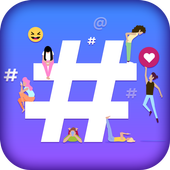 Hashtag Mania - Best Hashtag For Instagram icon