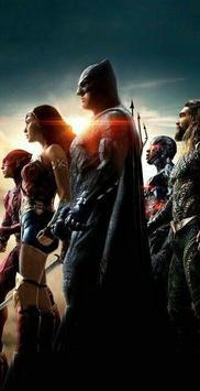 Justice SuperHero Wallpapers screenshot 4