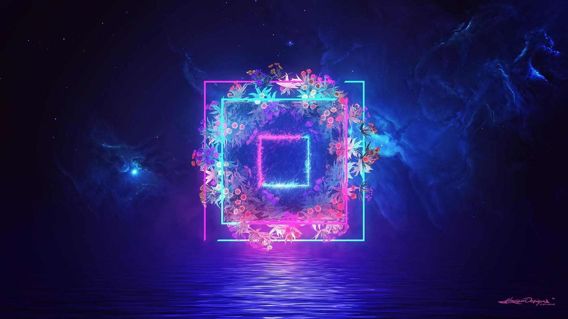 Neon Live Wallpaper for Android - APK ...