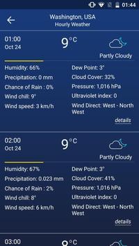 天氣預報 截圖 5