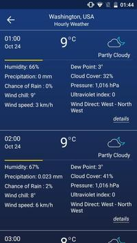 天氣預報 截圖 21