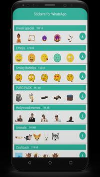 Stickers for Whatsapp screenshot 2